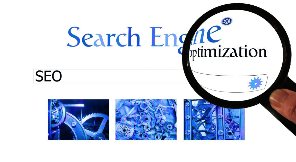 検索エンジンについて検索している様子